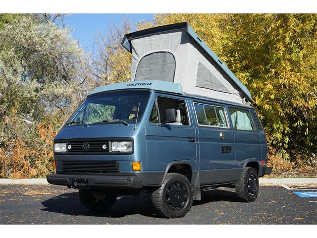 1987 Volkswagen Westfalia Camper (CC-1419795) for sale in Boise, Idaho