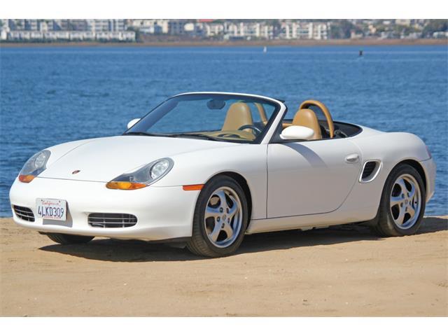 2000 Porsche Boxster (CC-1419800) for sale in SAN DIEGO, California