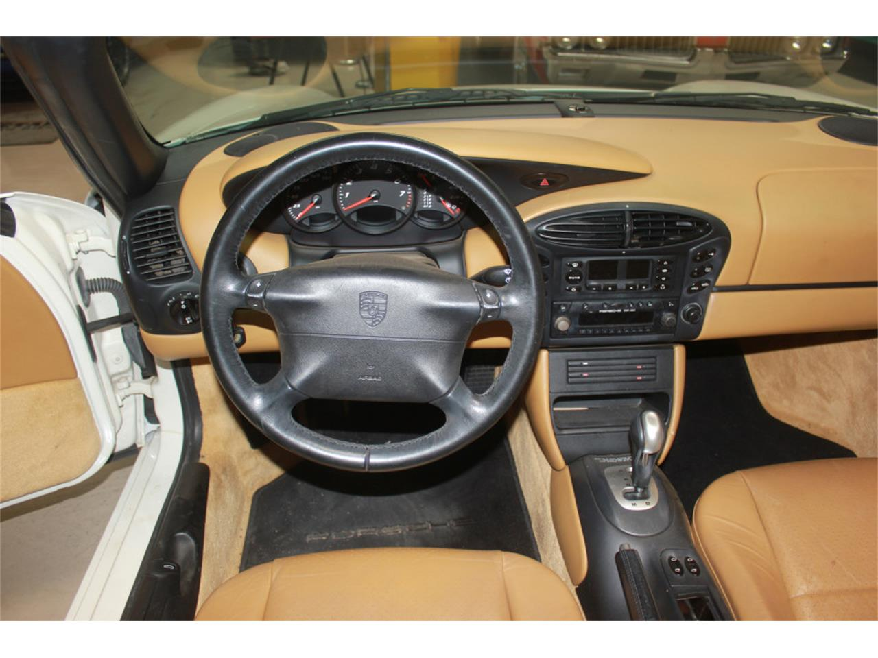 2000 Porsche Boxster (CC-1419800) for sale in SAN DIEGO, California