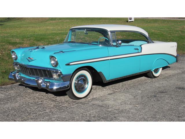1956 Chevrolet Bel Air (CC-1419802) for sale in WASHINGTON, Missouri