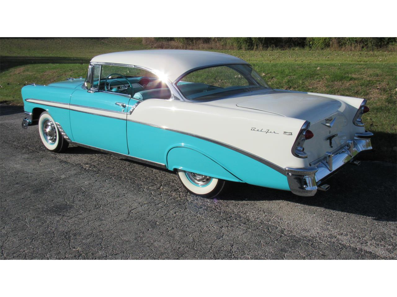 1956 Chevrolet Bel Air (CC-1419802) for sale in WASHINGTON, Missouri