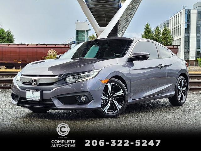 2016 Honda Civic (CC-1419809) for sale in Seattle, Washington