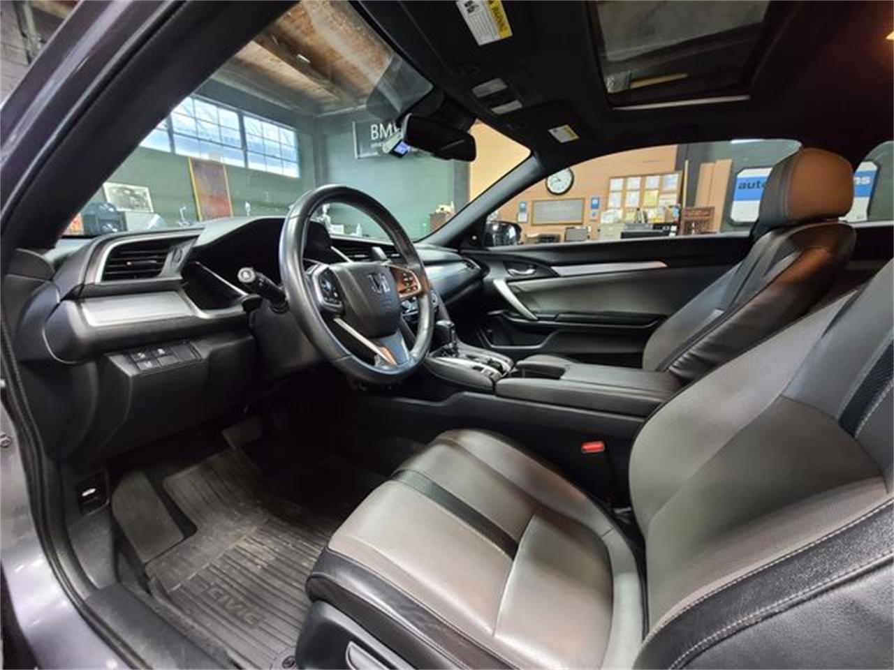 2016 Honda Civic (CC-1419809) for sale in Seattle, Washington