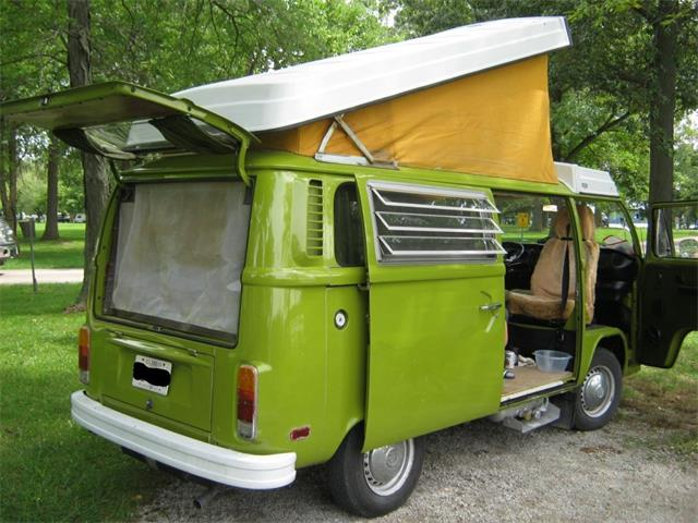 1976 Volkswagen Westfalia Camper (CC-1410981) for sale in Lake Hiawatha, New Jersey