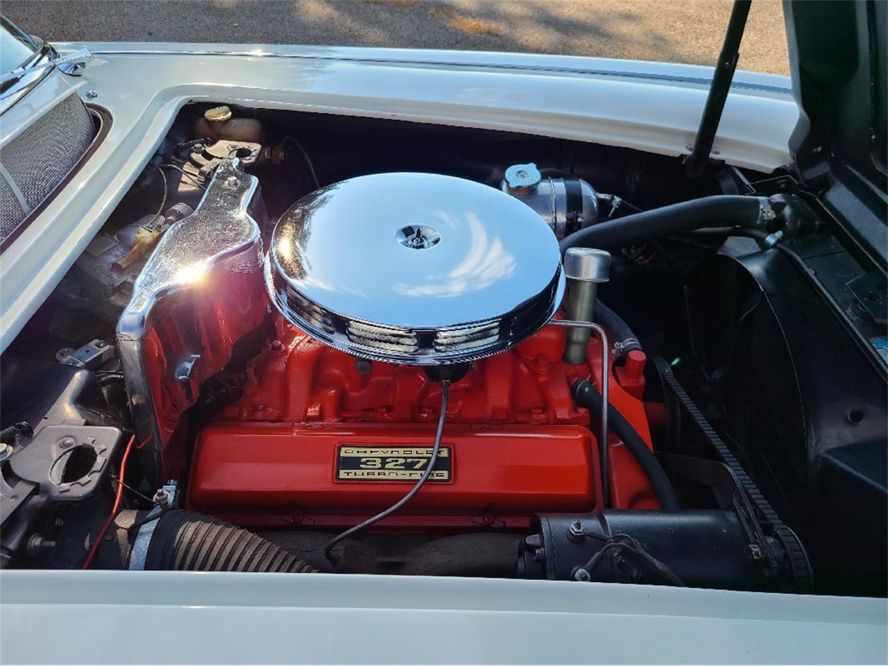 1962 Chevrolet Corvette (CC-1419812) for sale in martinsburg, Pennsylvania