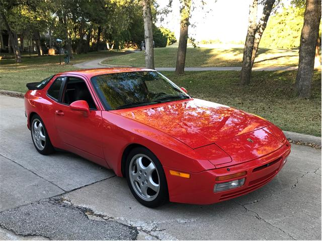 1986 Porsche 944 (CC-1419814) for sale in Rowlett, Texas