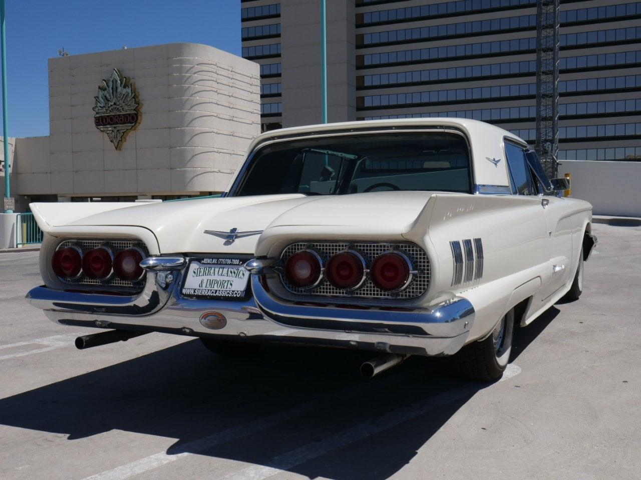 1960 Ford Thunderbird (CC-1410982) for sale in Reno, Nevada