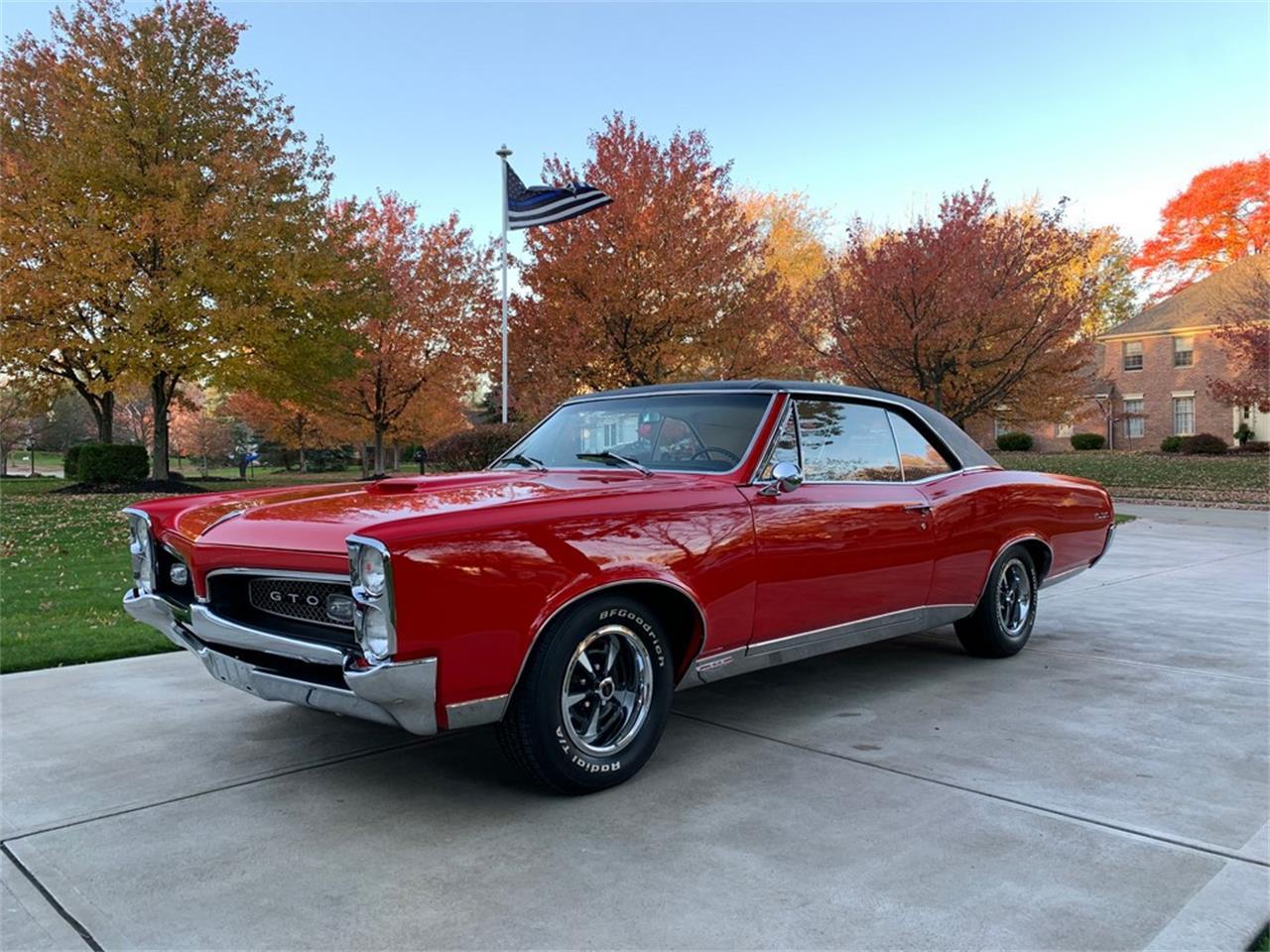 1967 Pontiac LeMans (CC-1419820) for sale in North Royalton, Ohio