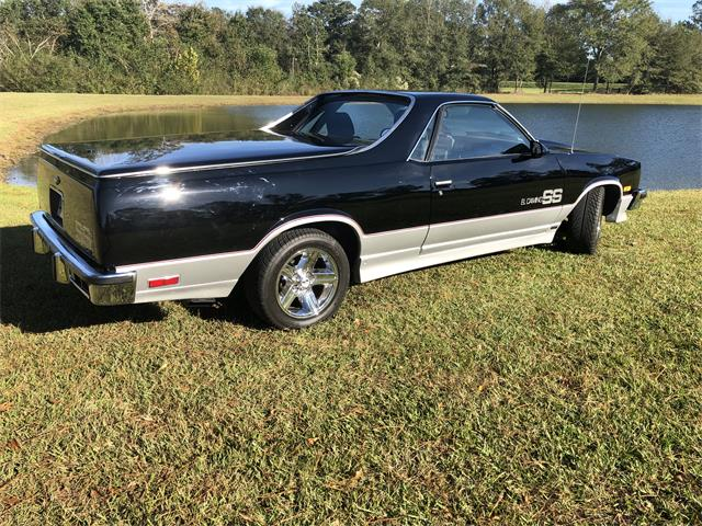1987 Chevrolet El Camino SS (CC-1419822) for sale in Laurel, Mississippi