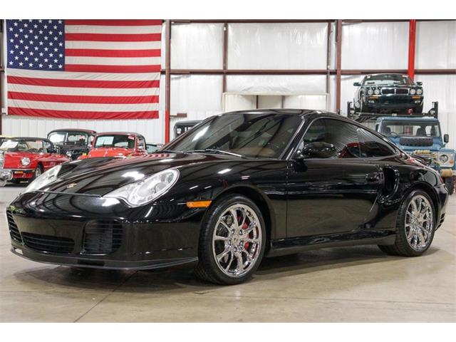 2001 Porsche 911 (CC-1419831) for sale in Kentwood, Michigan