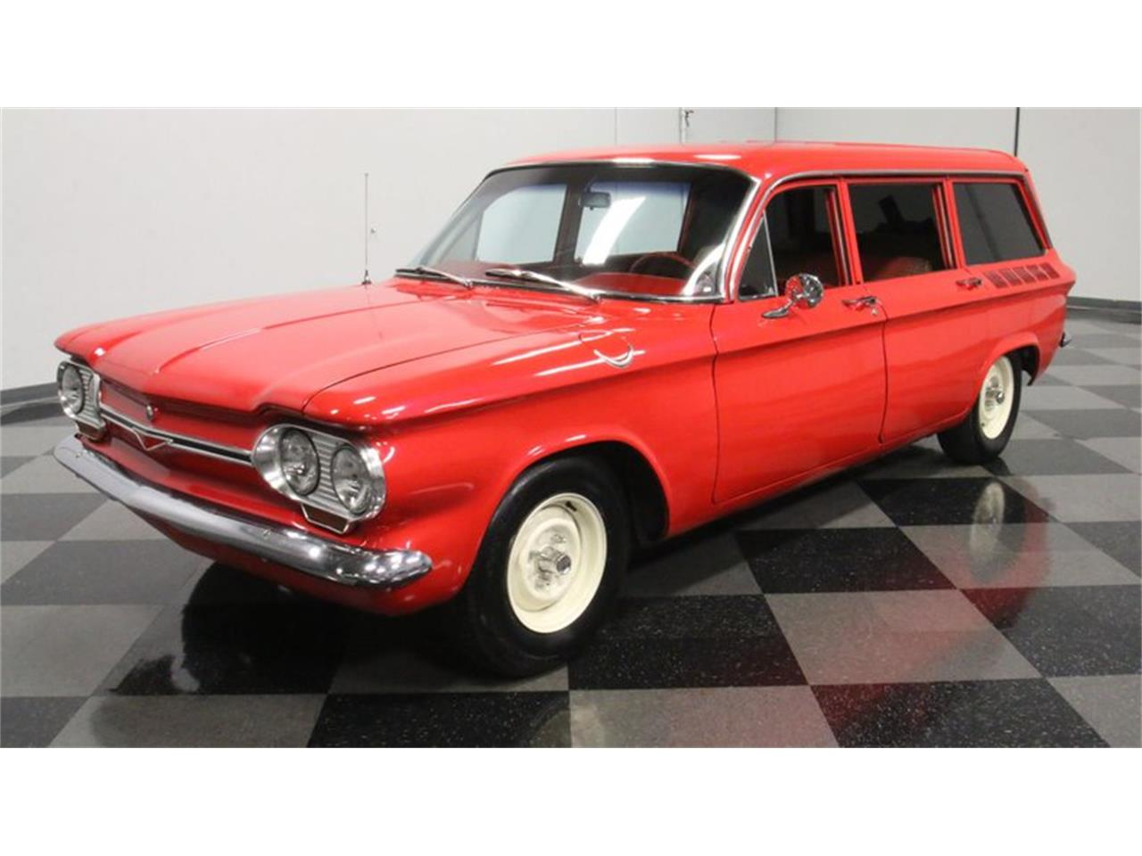 1961 Chevrolet Corvair (CC-1419836) for sale in Lithia Springs, Georgia