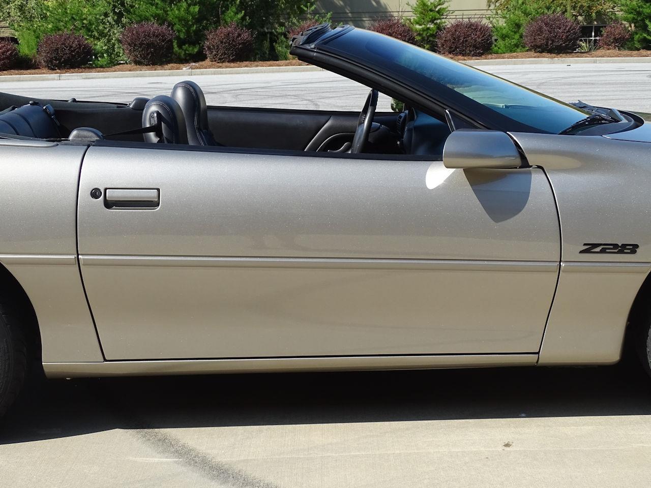 2002 Chevrolet Camaro (CC-1419840) for sale in O'Fallon, Illinois