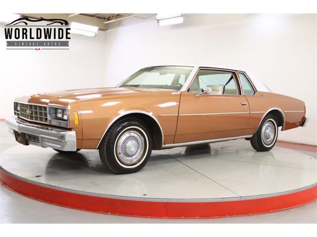 1977 Chevrolet Impala (CC-1419841) for sale in Denver , Colorado