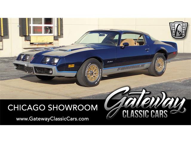 1981 Pontiac Firebird Formula (CC-1419845) for sale in O'Fallon, Illinois