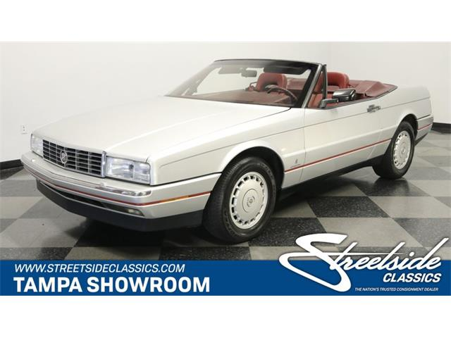 1987 Cadillac Allante (CC-1419847) for sale in Lutz, Florida
