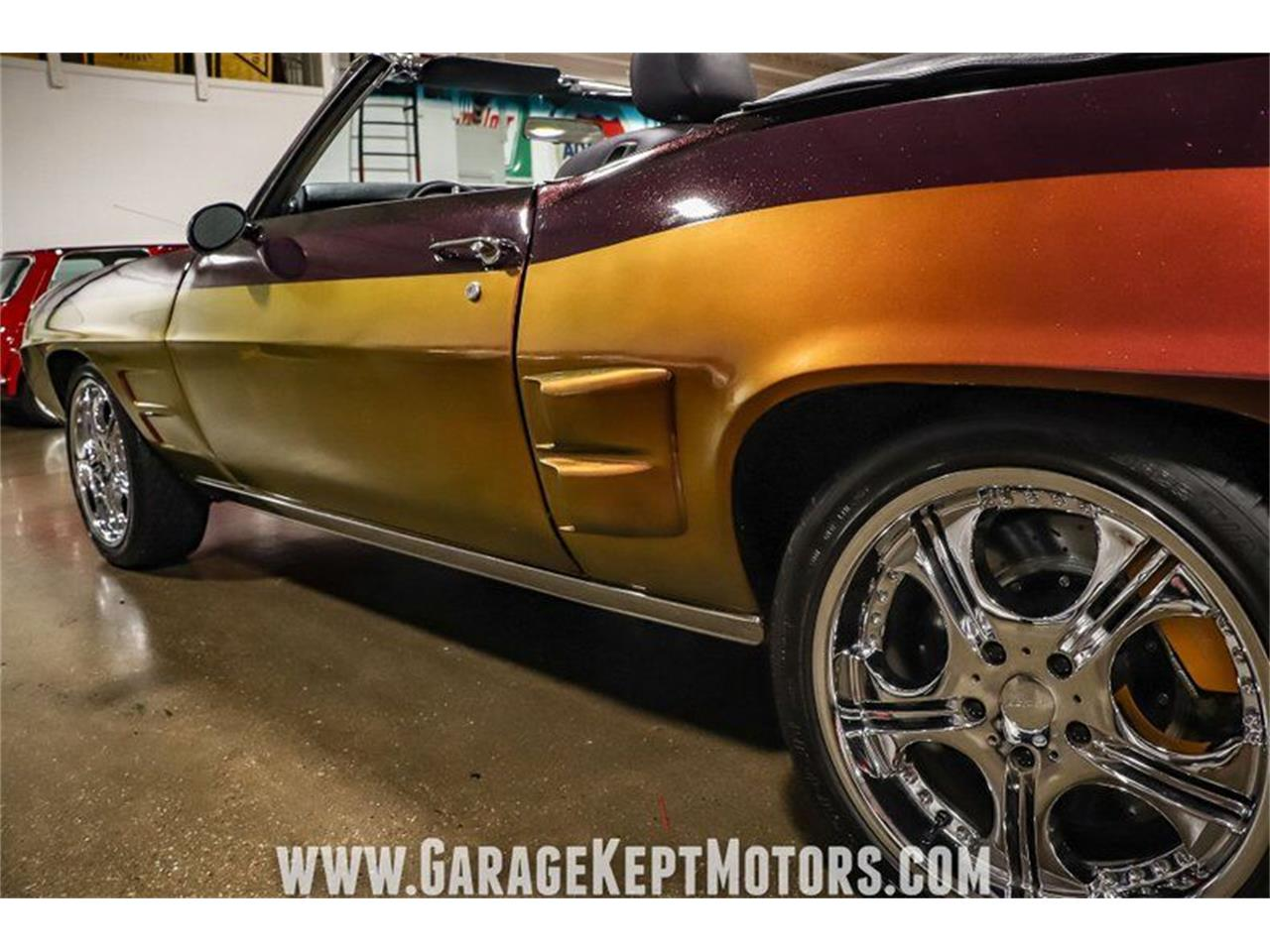 1969 Pontiac Firebird (CC-1419867) for sale in Grand Rapids, Michigan