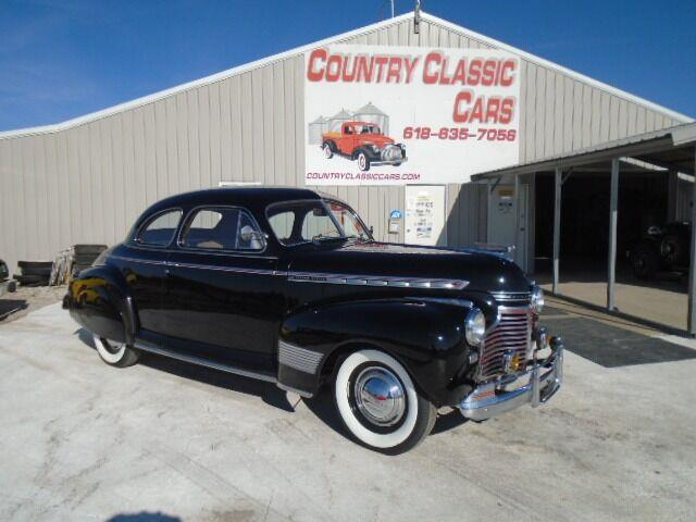 1941 Chevrolet Special Deluxe (CC-1419873) for sale in Staunton, Illinois