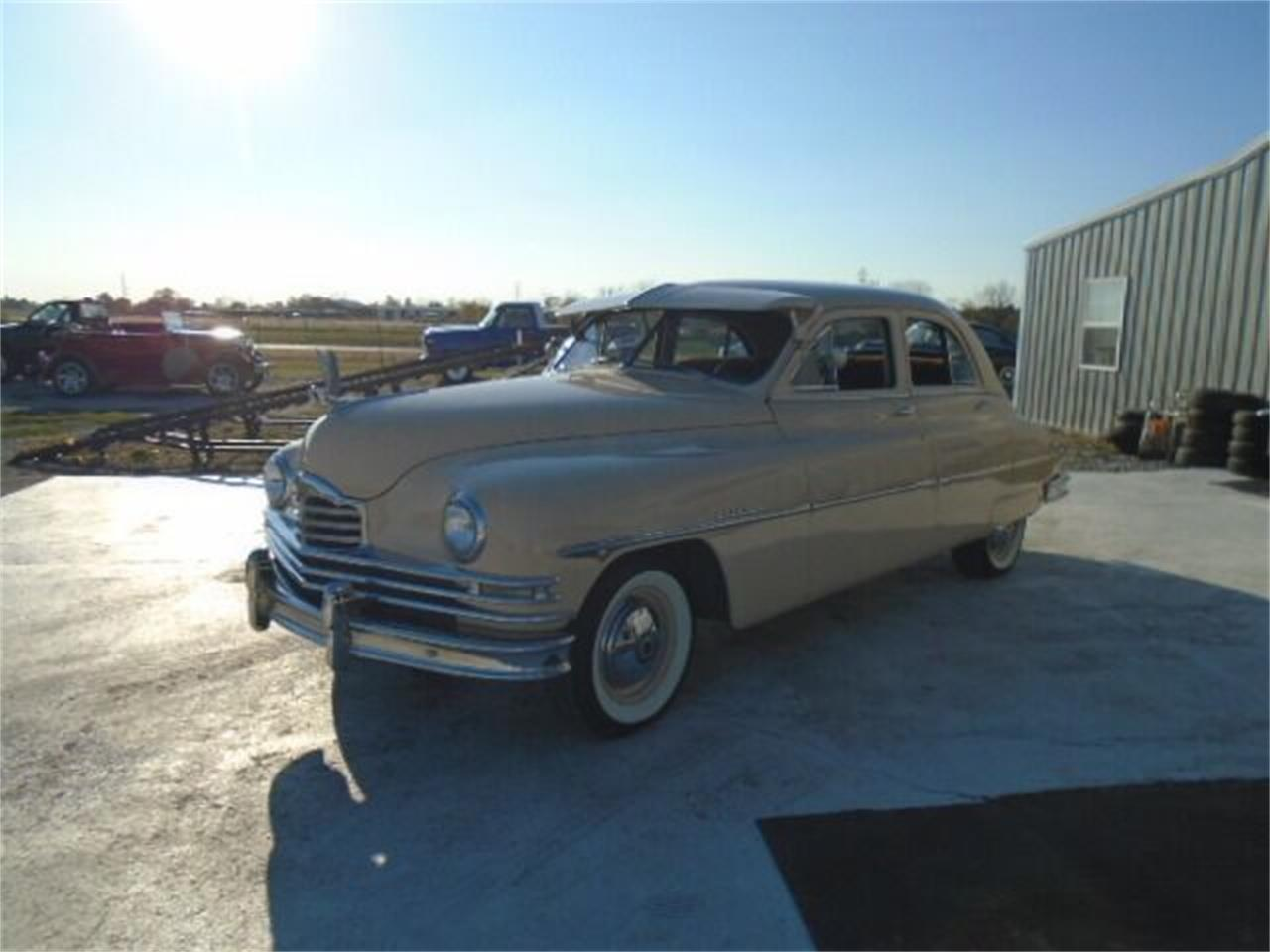 1949 Packard Eight (CC-1419874) for sale in Staunton, Illinois