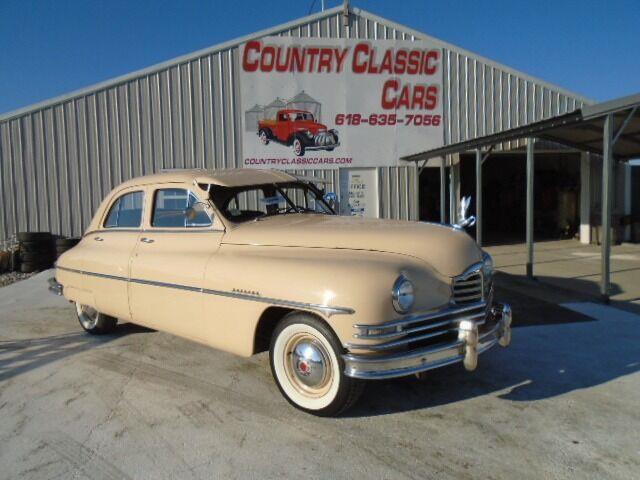 1949 Packard Eight (CC-1419874) for sale in Staunton, Illinois