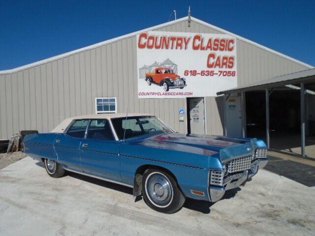 1972 Mercury Monterey (CC-1419879) for sale in Staunton, Illinois