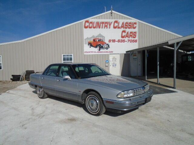 1991 Oldsmobile 98 (CC-1419882) for sale in Staunton, Illinois