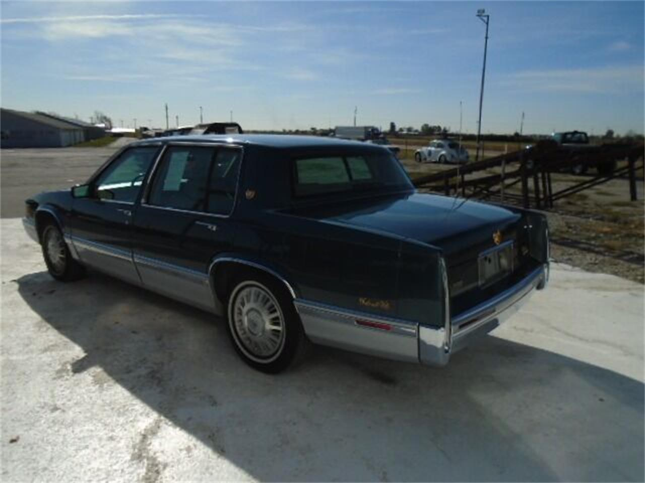 1993 Cadillac DeVille (CC-1419883) for sale in Staunton, Illinois