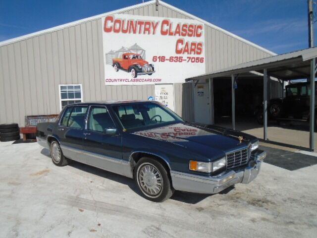 1993 Cadillac DeVille (CC-1419883) for sale in Staunton, Illinois
