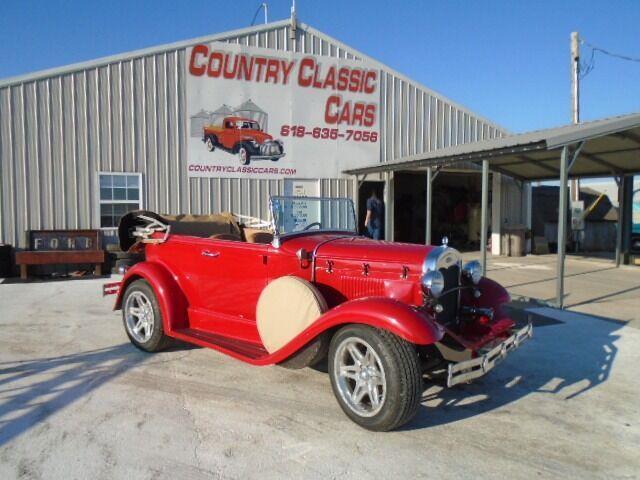 1928 Ford Street Rod (CC-1419885) for sale in Staunton, Illinois