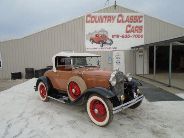1930 Ford Model A (CC-1419887) for sale in Staunton, Illinois