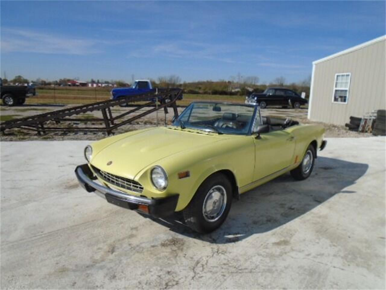 1975 Fiat Spider (CC-1419888) for sale in Staunton, Illinois