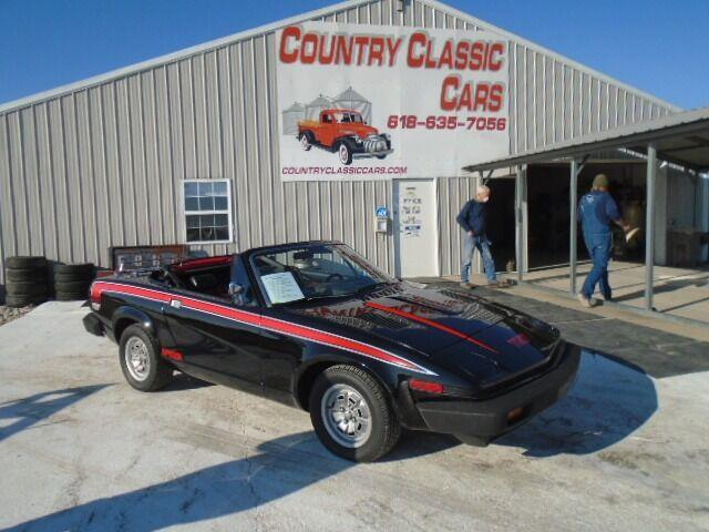 1980 Triumph TR7 (CC-1419889) for sale in Staunton, Illinois