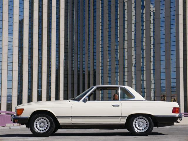 1972 Mercedes-Benz 350SL (CC-1410989) for sale in Reno, Nevada