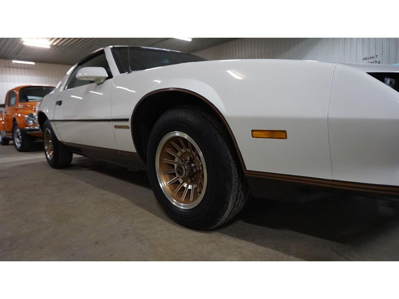 1982 Chevrolet Camaro (CC-1419895) for sale in Clarence, Iowa