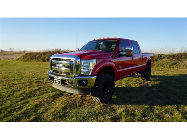 2013 Ford F350 (CC-1419897) for sale in Clarence, Iowa
