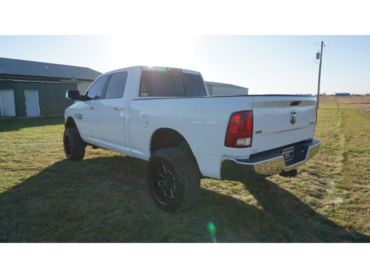 2017 Dodge Ram 2500 (CC-1419898) for sale in Clarence, Iowa
