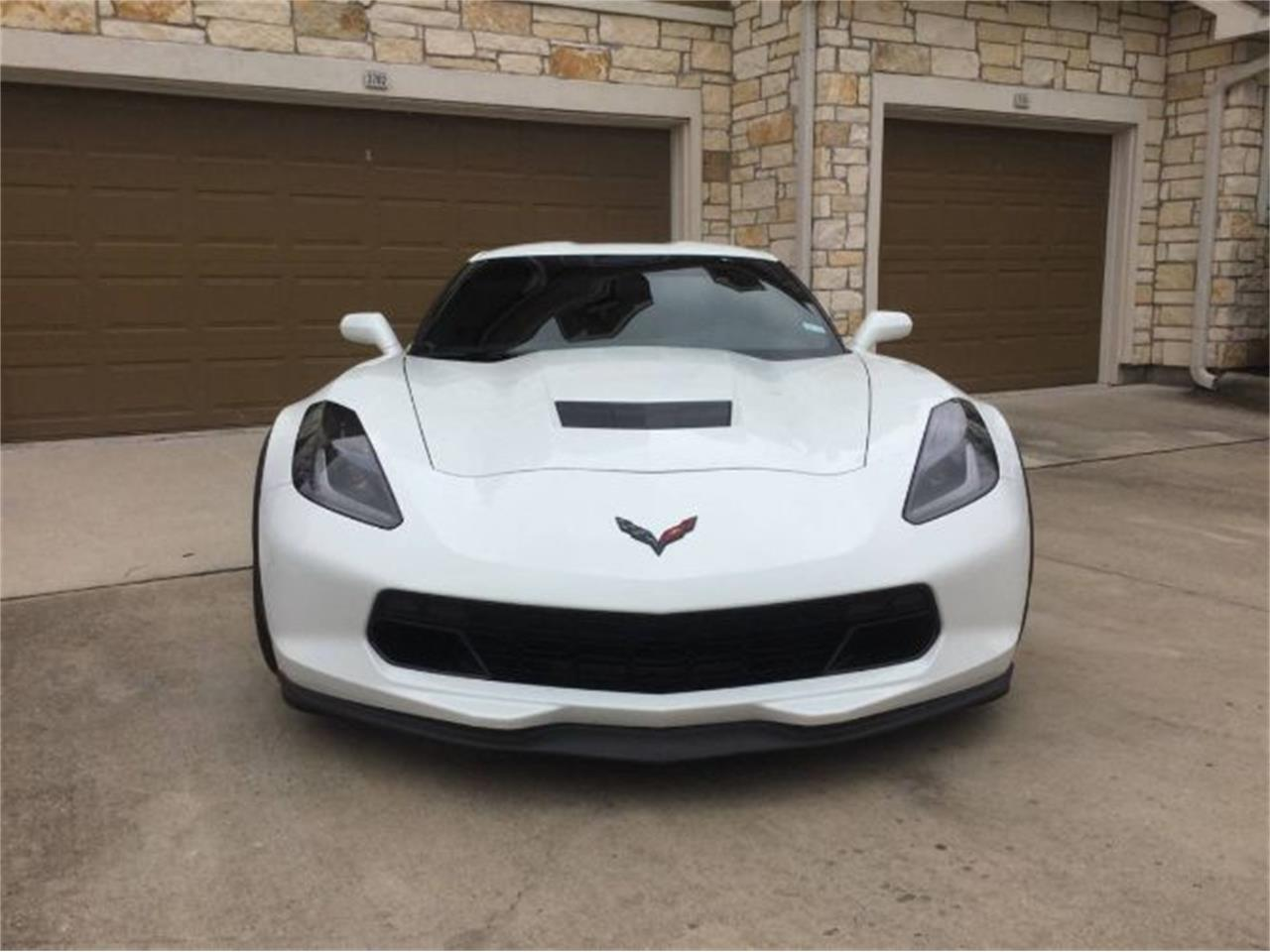 2018 Chevrolet Corvette (CC-1419903) for sale in Cadillac, Michigan