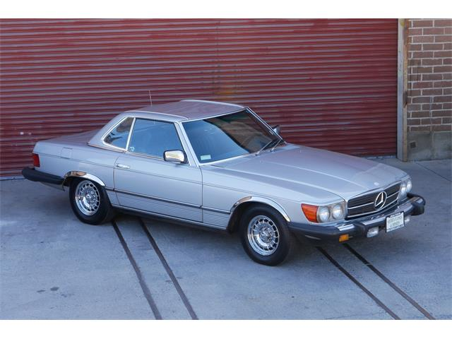1985 Mercedes-Benz 380SL (CC-1410991) for sale in Reno, Nevada