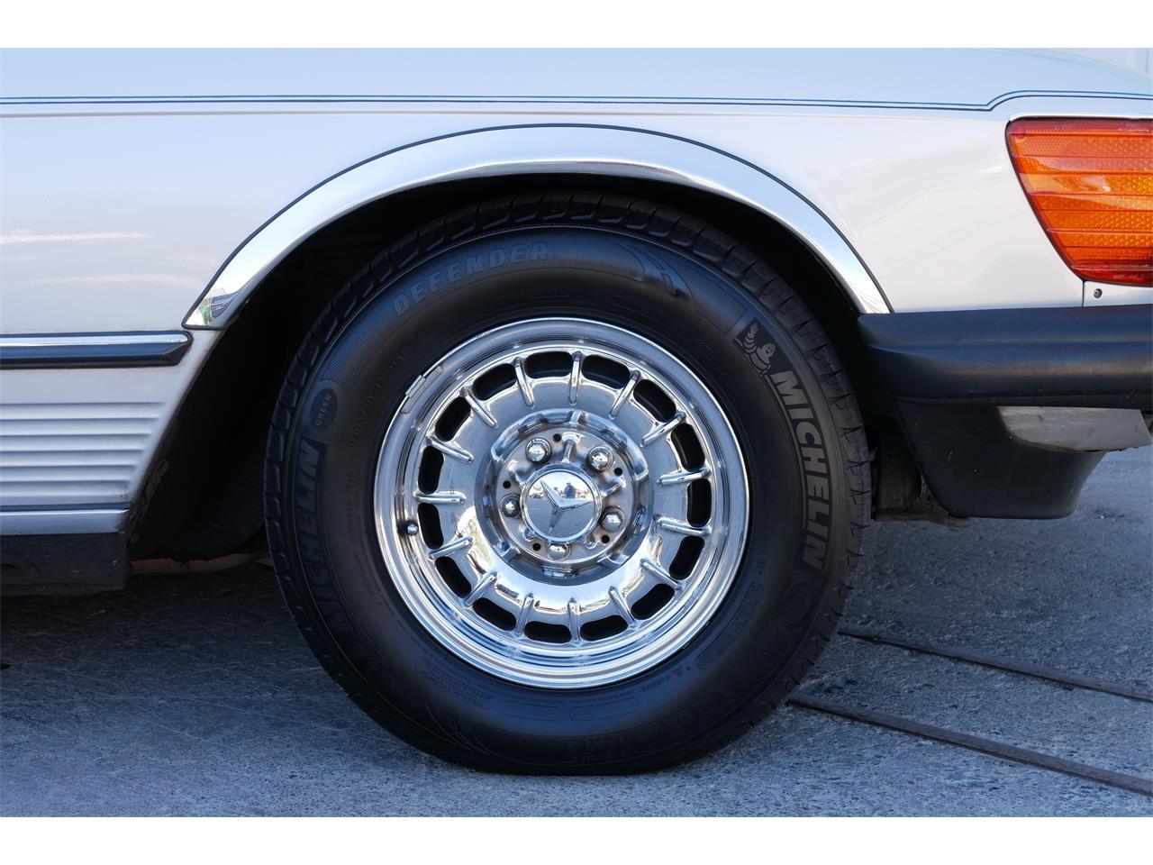 1985 Mercedes-Benz 380SL (CC-1410991) for sale in Reno, Nevada