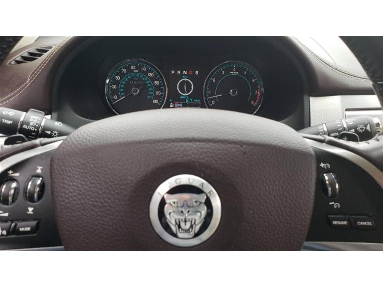 2012 Jaguar XF (CC-1419910) for sale in Cadillac, Michigan