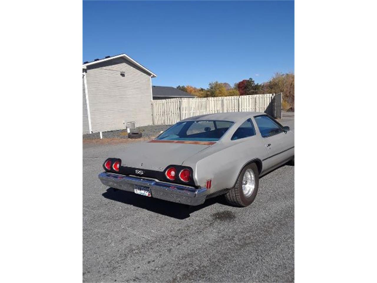 1973 Chevrolet Malibu (CC-1419913) for sale in Cadillac, Michigan
