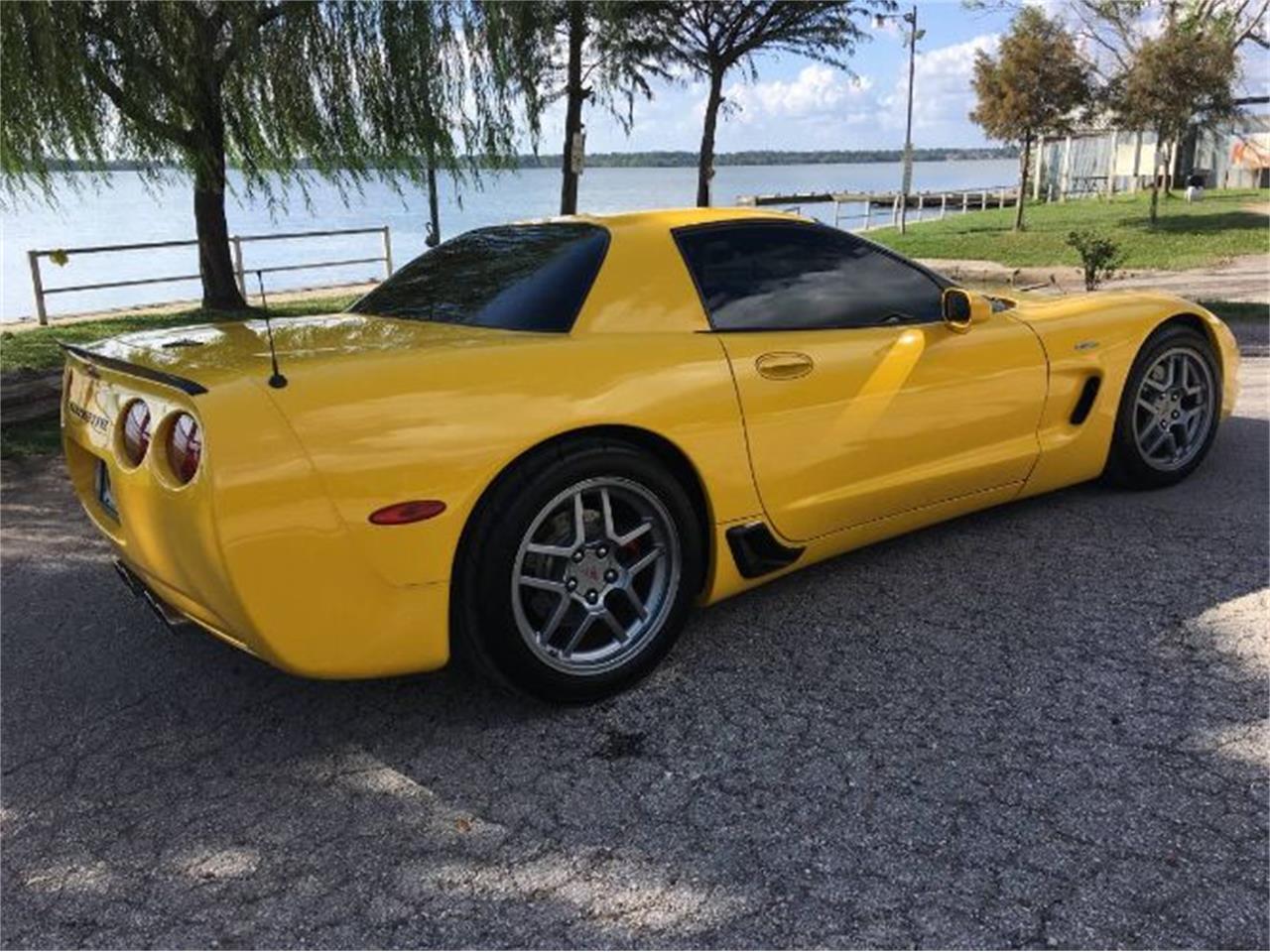 2002 Chevrolet Corvette (CC-1419915) for sale in Cadillac, Michigan