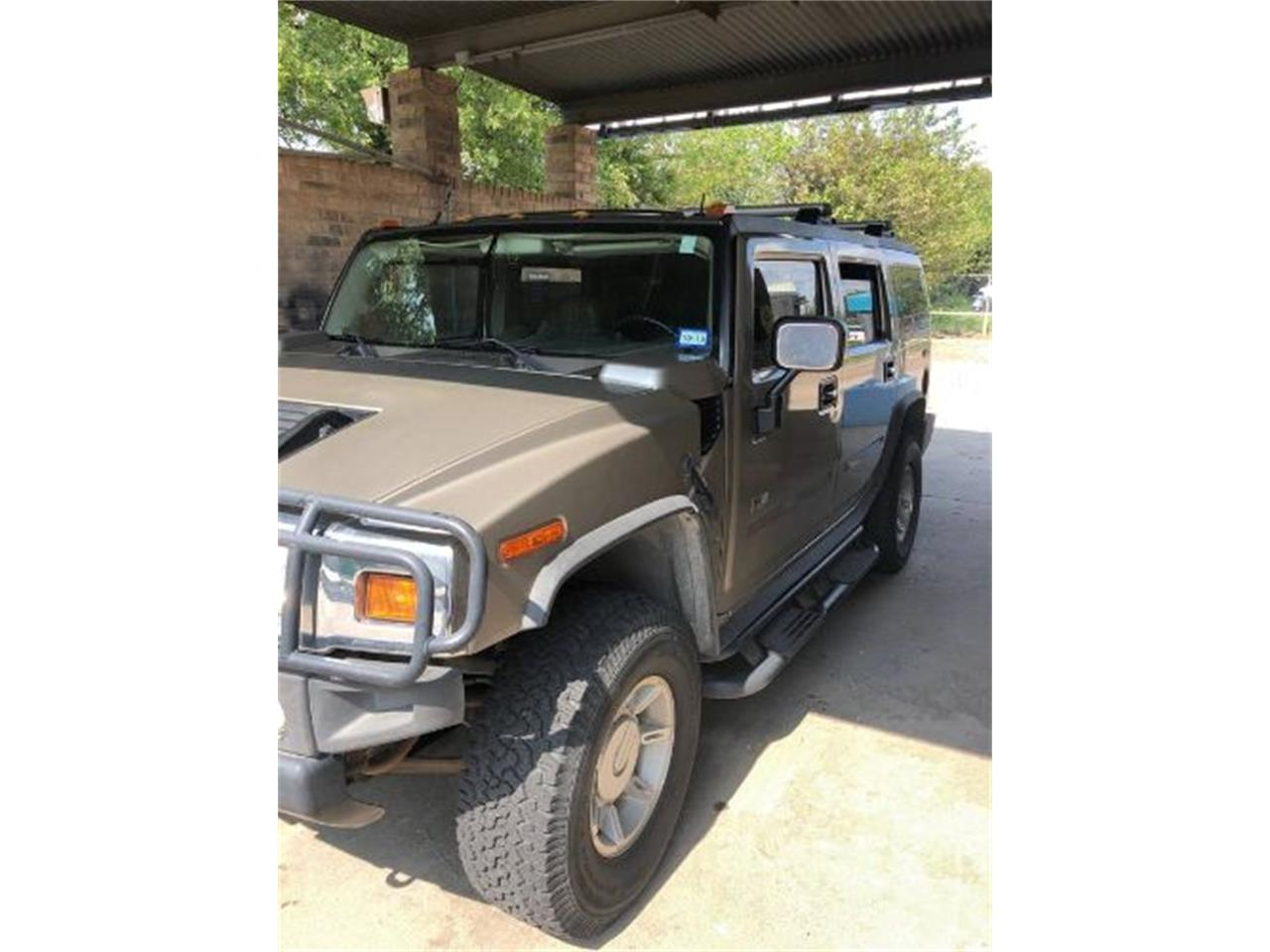 2003 Hummer H2 (CC-1419916) for sale in Cadillac, Michigan