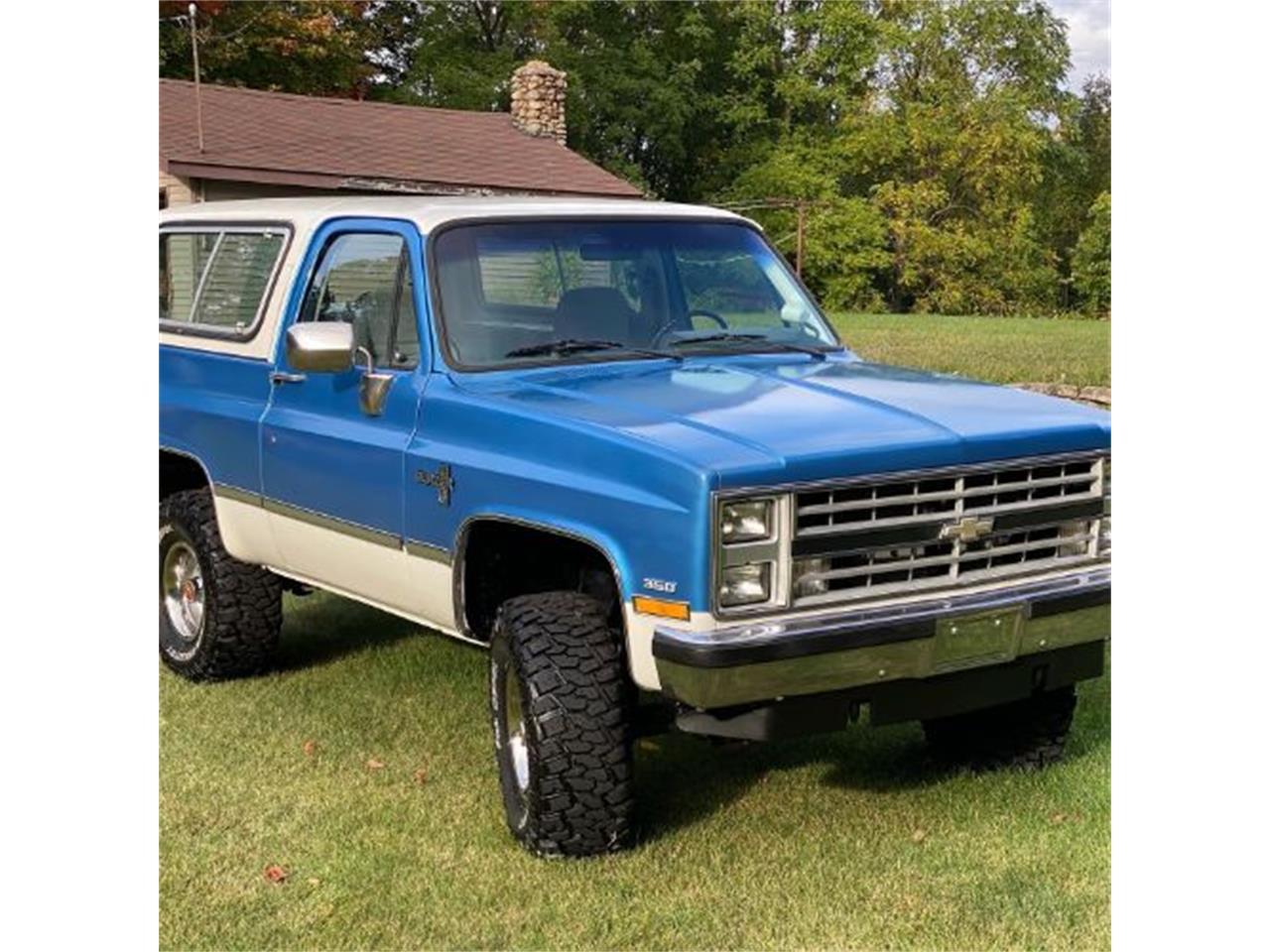 1987 Chevrolet Blazer (CC-1419920) for sale in Cadillac, Michigan