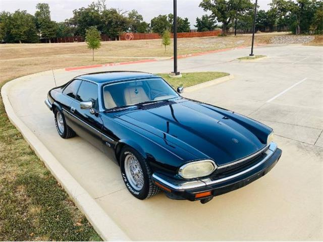 1993 Jaguar XJS (CC-1419922) for sale in Cadillac, Michigan