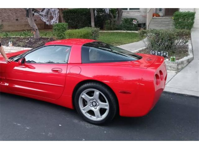 2000 Chevrolet Corvette (CC-1419924) for sale in Cadillac, Michigan