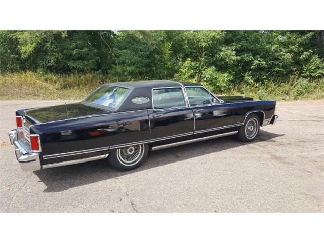 1977 Lincoln Continental (CC-1419925) for sale in Cadillac, Michigan