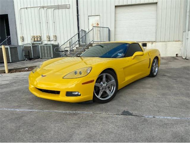 2007 Chevrolet Corvette (CC-1419939) for sale in Cadillac, Michigan
