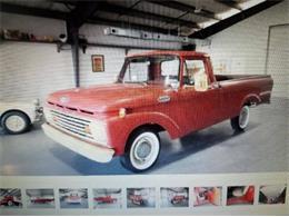 1963 Ford F100 (CC-1419944) for sale in Cadillac, Michigan