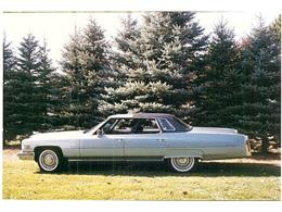 1976 Cadillac DeVille (CC-1419947) for sale in Cadillac, Michigan