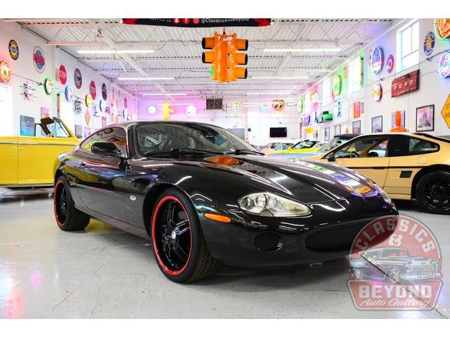 2001 Jaguar XK (CC-1419952) for sale in Wayne, Michigan